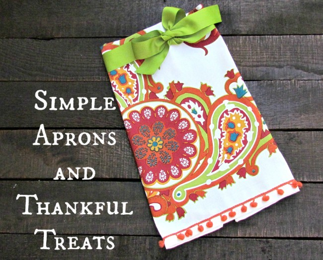 simple aprons