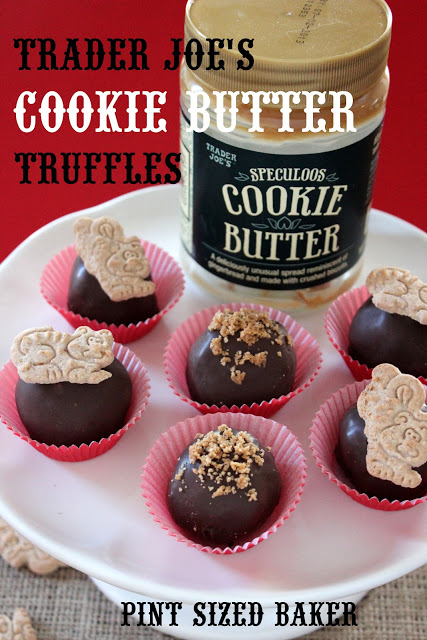 Cookie Butter Truffles