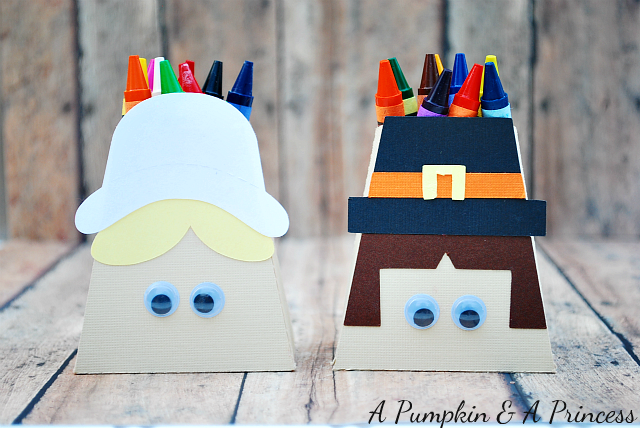 Pilgrim Boxes
