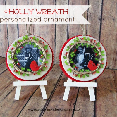 Personalized Ornaments …