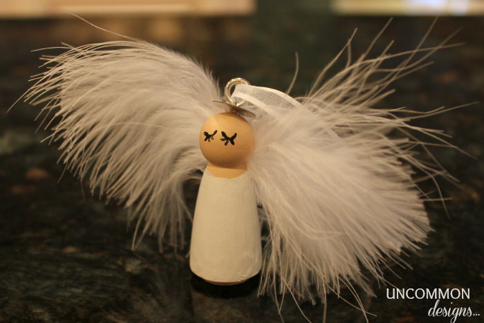 peg doll angel