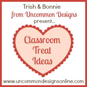 Classroom treat ideas #ValentineHOA