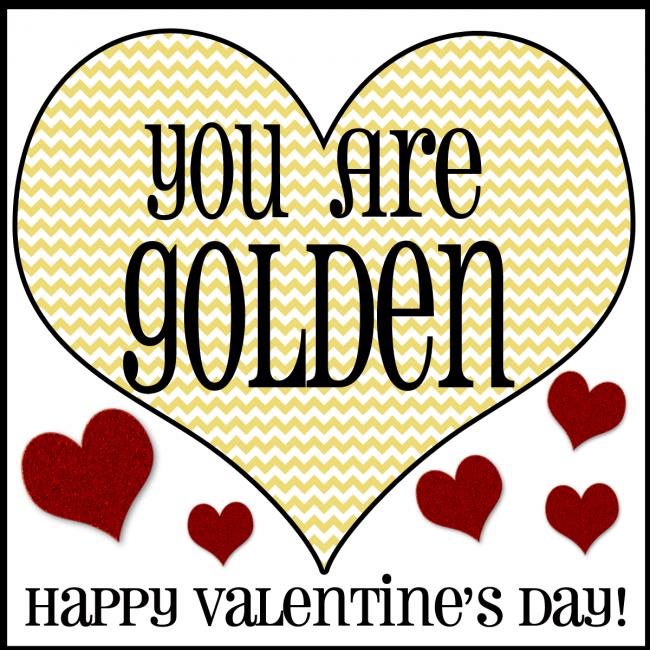 golden-printable