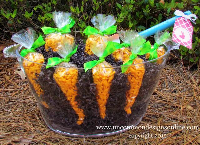 carrot patch treats