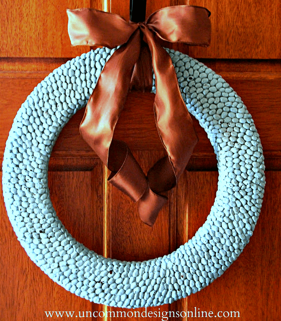 lima bean wreath