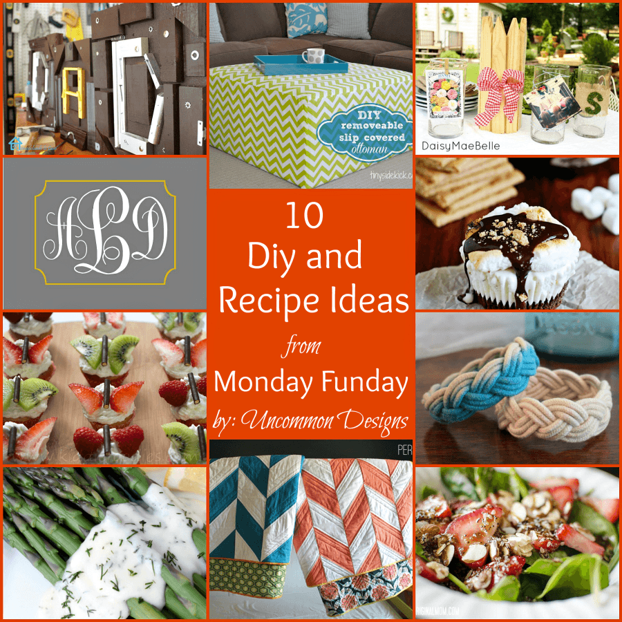 Monday-Funday-20-Features-10-DIY-and-Recipe-Ideas