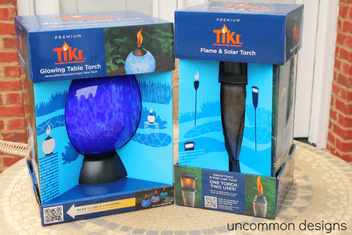 Tiki Brand torches