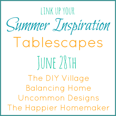 Summer Inspiration Tablescapes