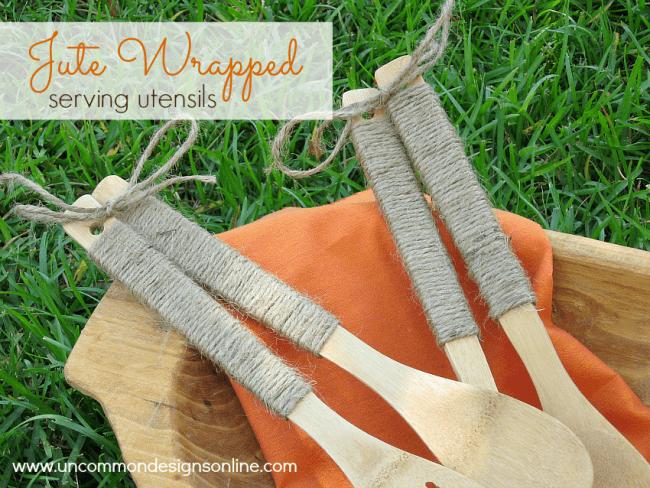 Jute-wrapped-serving-utensils-uncommon-designs