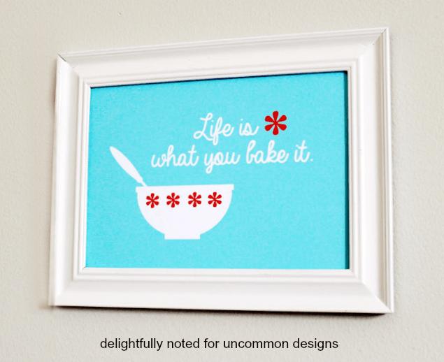 printable kitchen art