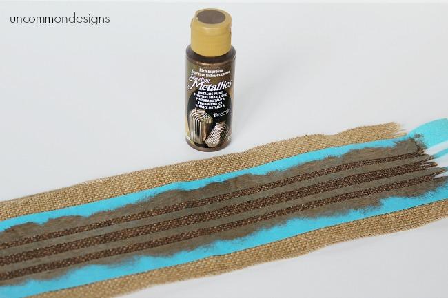 painted_burlap_ticking_stripes_utensil_holder