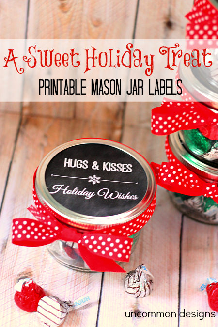 Hugs and Kisses Holiday Treat