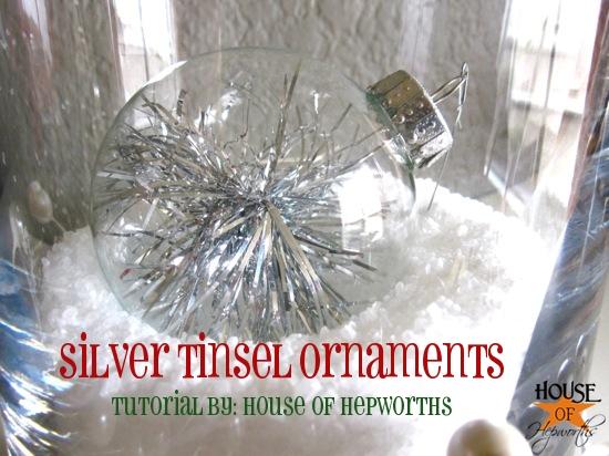 Tinsel Ornament