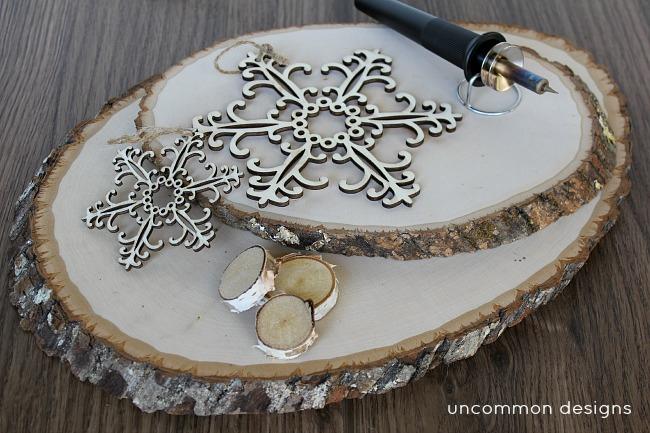 wood_burned_snowflake_ornament_birch_disc
