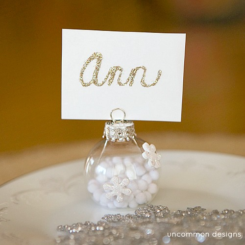 snowflake-glittered-placecards