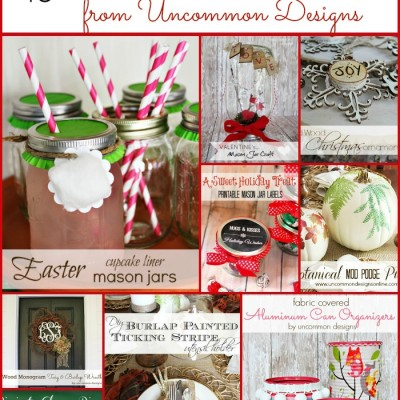 Top 13 Craft and DIY Projects of 2013