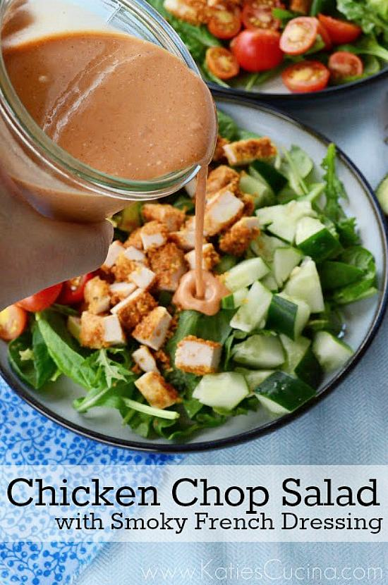 Chicken-Chop-Salad-with-Smoky-French-Dressing-katiescucina