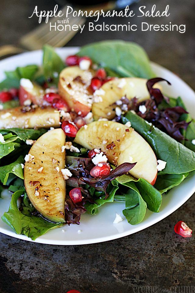 apple-pomagranate-balsamic-salad-therecipecritic