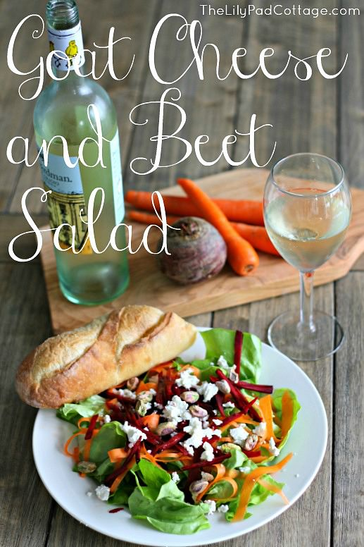 goat-cheese-and-beet-slad-thelilypadcottage
