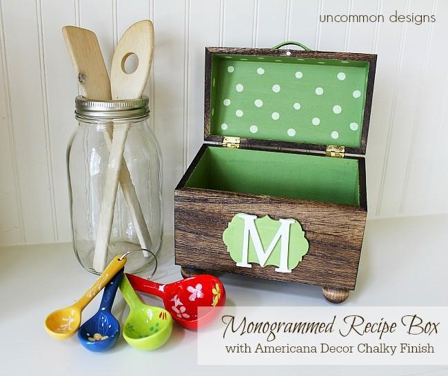 monogrammed-recipe-box-gift-idea-uncommondesigns