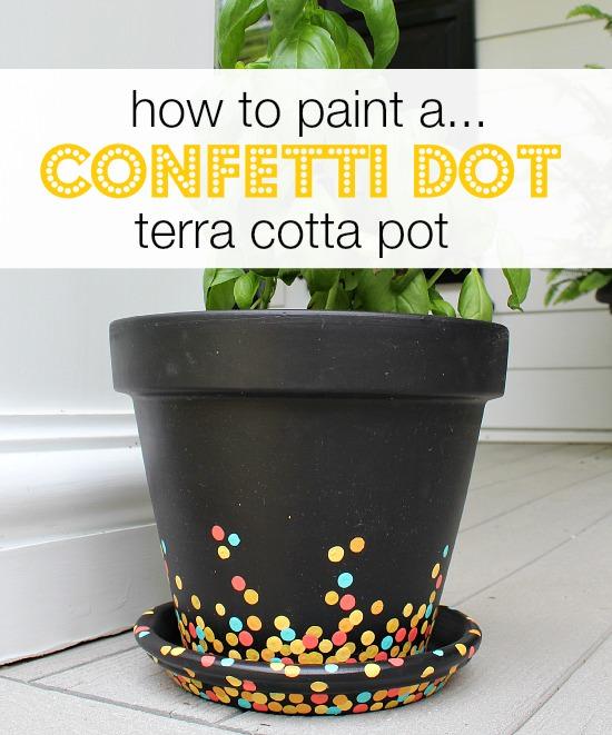 confetti-dot-terra-cotta-pot-uncommondesigns