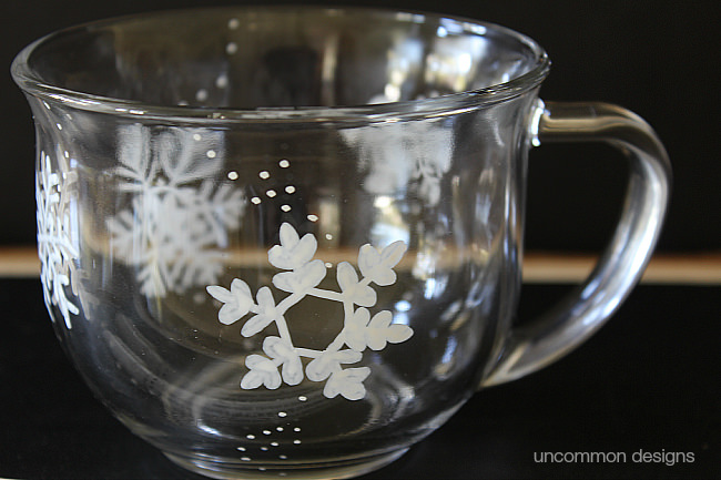 painted-snowflakes-uncommon-designs