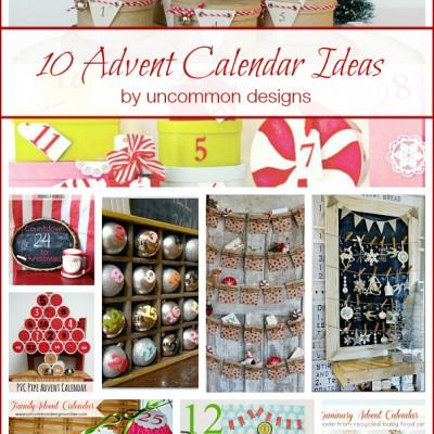 10 Advent Calendar Ideas