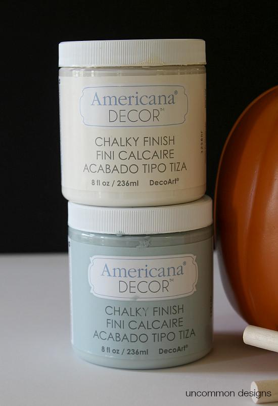 painted-pumpkins-decoart-chalky-finish-paint
