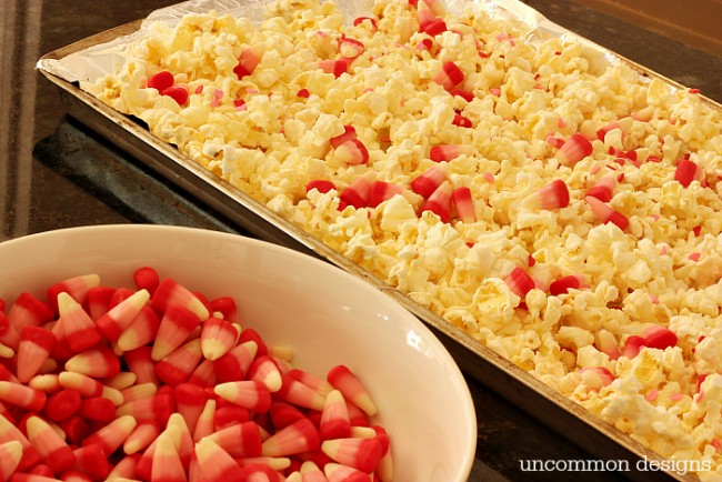 Valentines Day Party Popcorn
