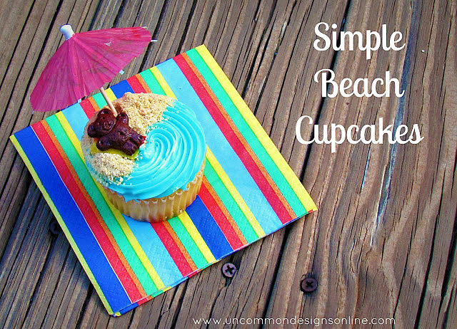 beach-cupcakes-uncommon-designs