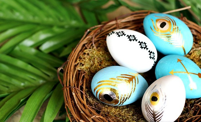 Tattoo Easter Eggs