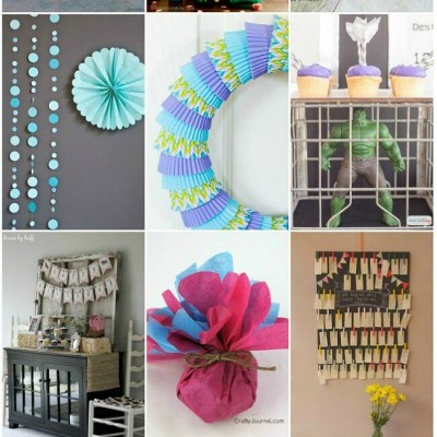 12 Great Party Ideas   Monday Funday