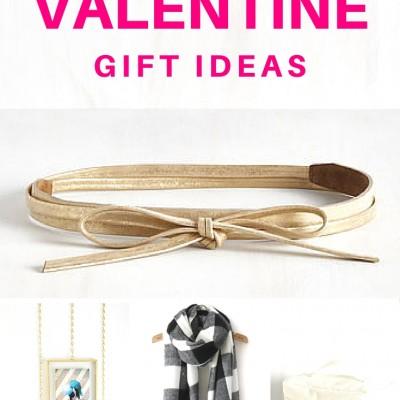 Our Favorite Valentine Gift Ideas