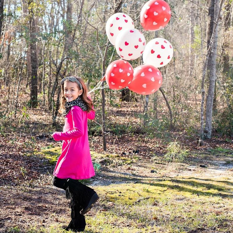 Valentine Fashion for Kids on Amazon!