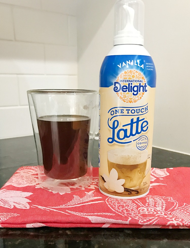 International Delight® One Touch Latte™
