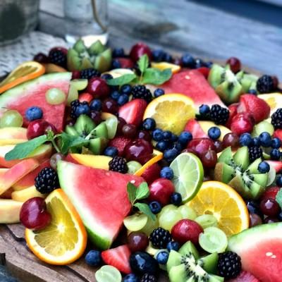Beautifully Fresh Summer Produce for Easy Entertaining