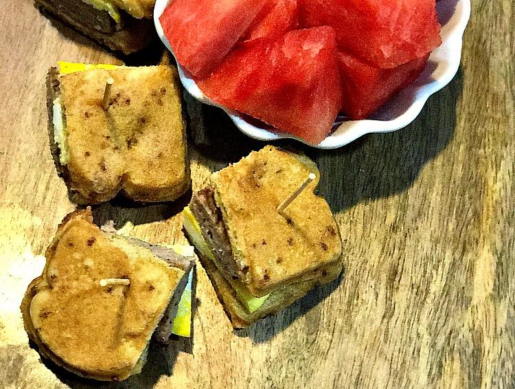 Mini Breakfast Sandwiches 3