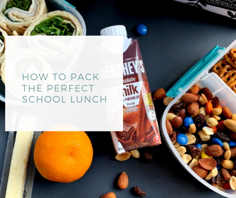 How to Pack the Perfect School Lunch