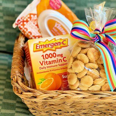Wellness Gift Basket