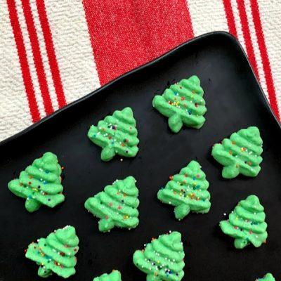 Easy Spritz Cookies